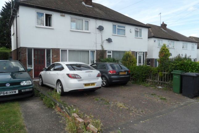 Thumbnail Property to rent in Stoneygate Road, Leagrave, Luton