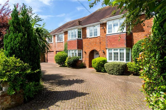 Thumbnail Detached house for sale in Shaw Crescent, South Croydon