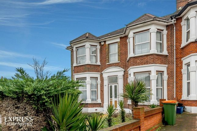 Thumbnail Terraced bungalow for sale in Selborne Road, Ilford, Greater London