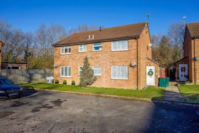 Thumbnail Semi-detached house for sale in Jersey Road, Broadfield, Crawley