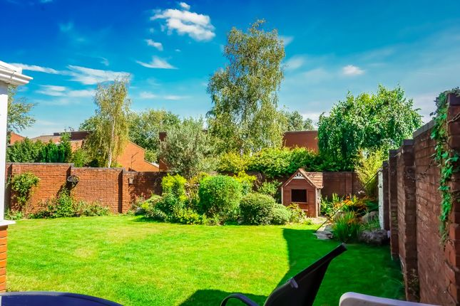 Rear Garden of Passmore, Milton Keynes MK6
