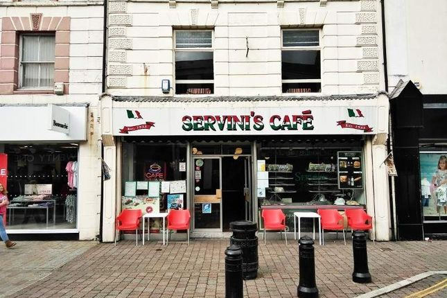 Thumbnail Restaurant/cafe for sale in 2 Cardiff Street, Aberdare