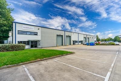 Thumbnail Warehouse to let in Eden Business Park, Caldwell Road, Nuneaton