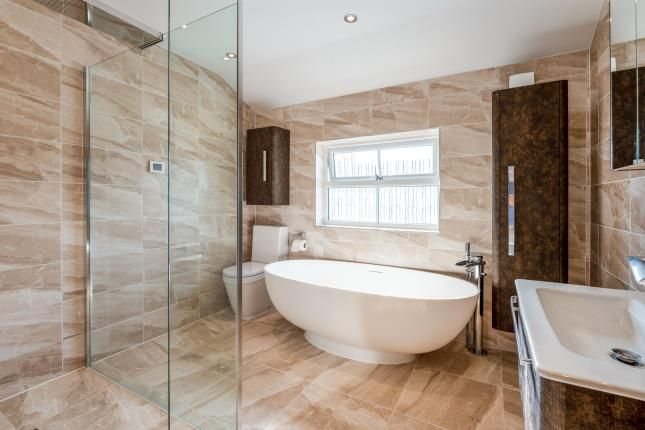 Bathroom of Peverell, Plymouth, Devon PL3