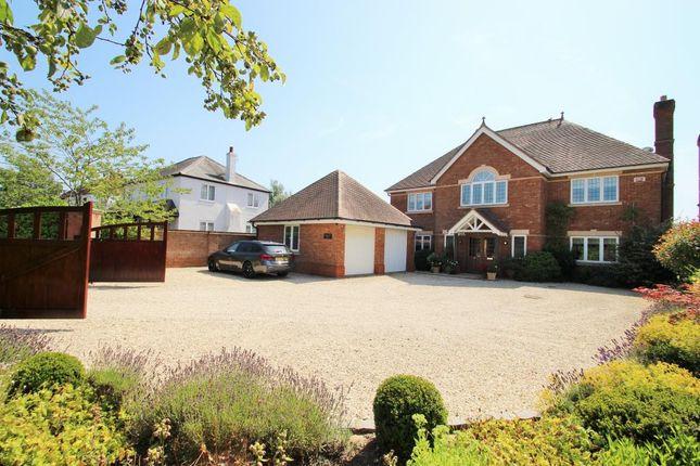 Thumbnail Detached house for sale in Barkham Road, Wokingham