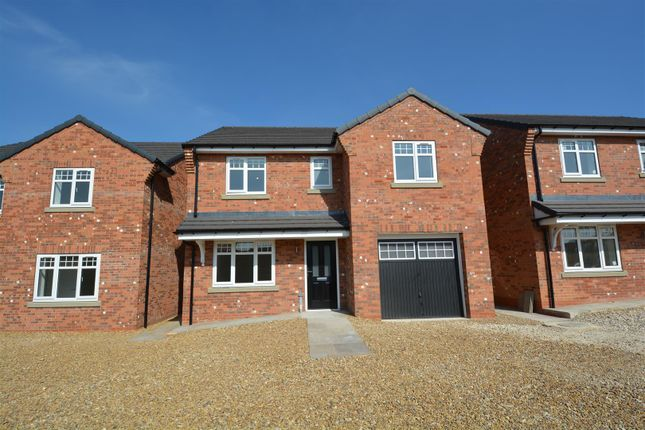 Thumbnail Detached house for sale in Selby Road, Eggborough, Goole