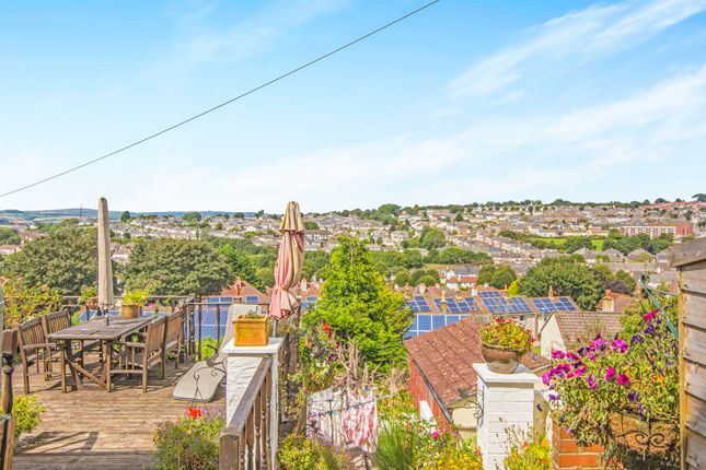 Thumbnail Terraced house for sale in Kit Hill Crescent, Plymouth