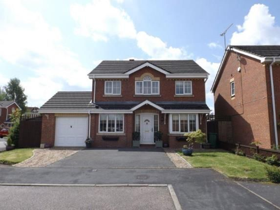 Thumbnail Detached house for sale in Newpool Bank, Oadby, Leicester, Leicestershire