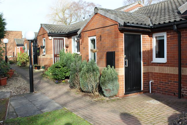 Thumbnail Terraced bungalow for sale in St. Annes Way, Birmingham