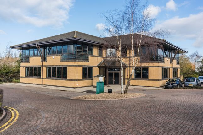 Thumbnail Office to let in Foxholes Business Park, Hertford