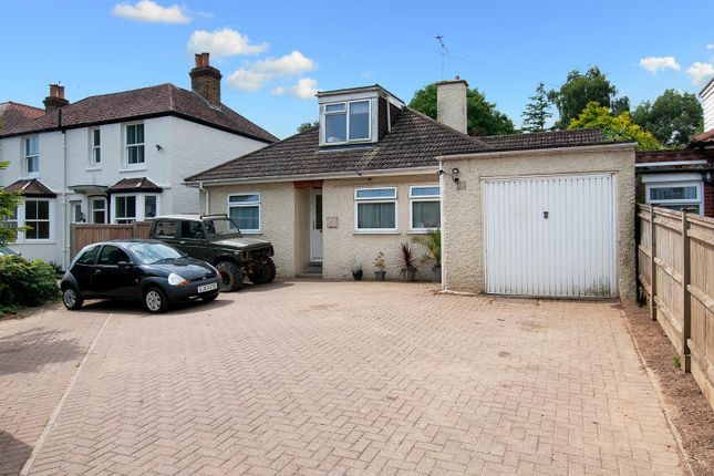 Thumbnail Detached bungalow for sale in London Road, Deal