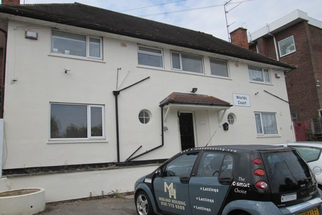 2 bed flat to rent in Worlds End Lane, Quinton, Birmingham B32
