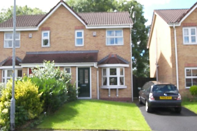 Thumbnail Semi-detached house for sale in Paisley Park, Farnworth