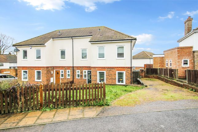 3 bed semi-detached house for sale in Dale Road, Rochester, Kent ME1