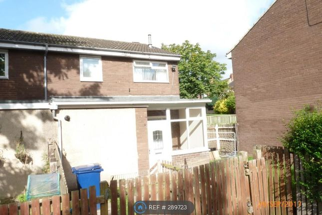 Thumbnail Semi-detached house to rent in Aln Grove, Newcastle Upon Tyne