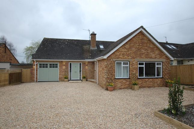 Thumbnail Detached house to rent in Chapel Road, South Leigh, Oxon