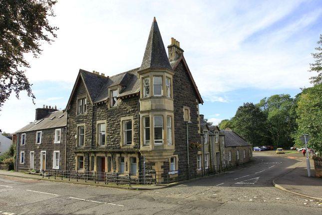 Thumbnail End terrace house for sale in Dalginross, Comrie