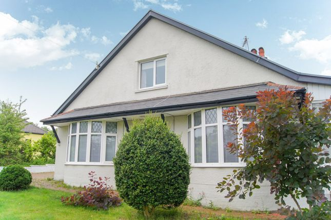 Thumbnail Detached house for sale in Pontypridd Road, Barry