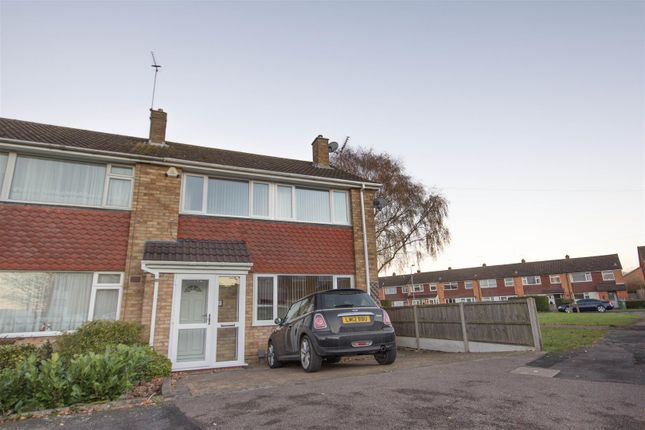 Thumbnail End terrace house for sale in Limes Avenue, Aylesbury