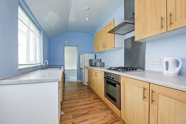 Thumbnail Terraced house to rent in Baff Street, Spennymoor