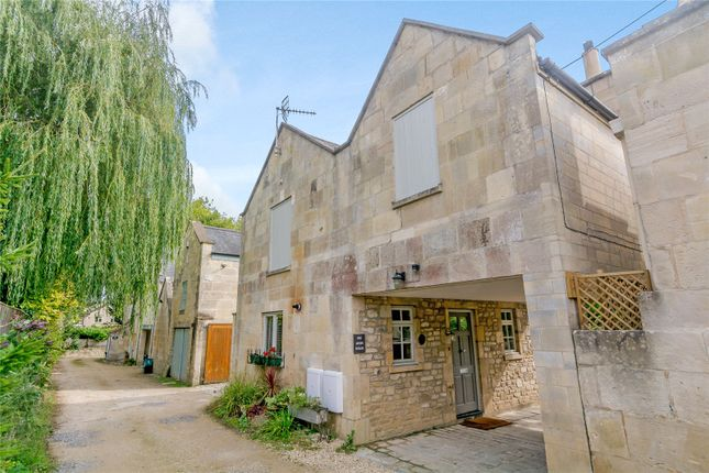 Thumbnail Mews house for sale in Linden Gardens, Bath