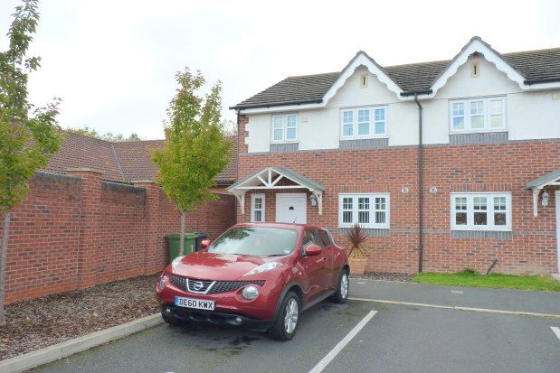 Thumbnail Semi-detached house to rent in Camden Mews, Wirral