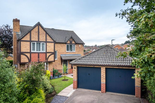 Thumbnail Detached house for sale in Sabrina Way, Lydney