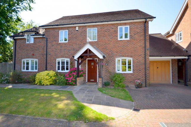 Thumbnail Detached house for sale in The Grange, Curdridge