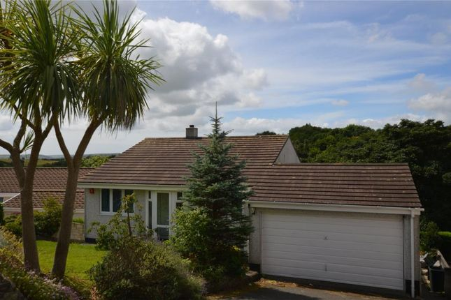 Thumbnail Detached house for sale in Maddever Crescent, Liskeard, Cornwall