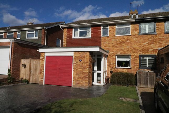 Thumbnail Semi-detached house for sale in Cranford Road, Tonbridge