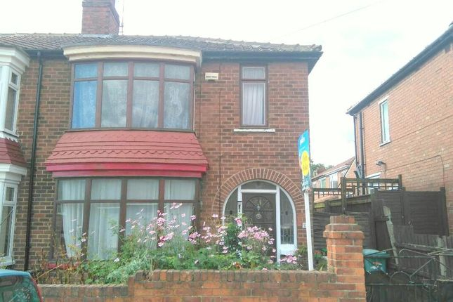 Thumbnail Semi-detached house for sale in Hillside Road, Norton, Stockton-On-Tees