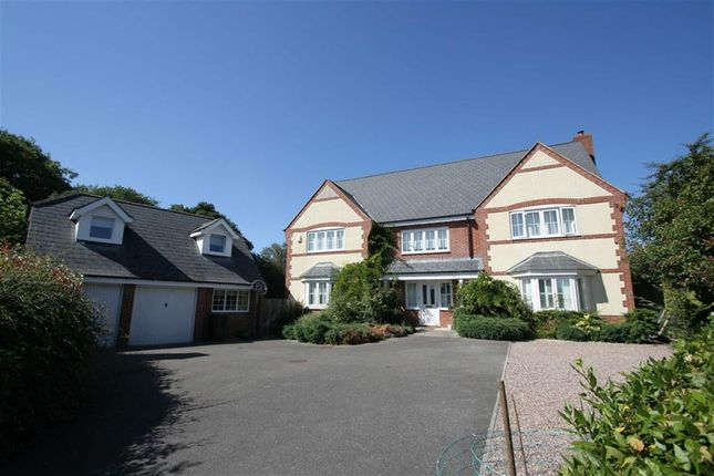 Thumbnail Detached house to rent in Knoll Gardens, Wash Water, Newbury