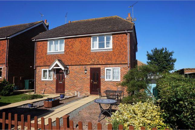 Thumbnail Semi-detached house for sale in Ashford Road, Ashford