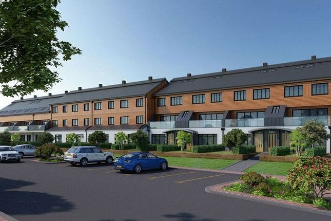 Thumbnail Flat for sale in Plots 13 - 16, Brunel Two, Grenville Road, Lostwithiel