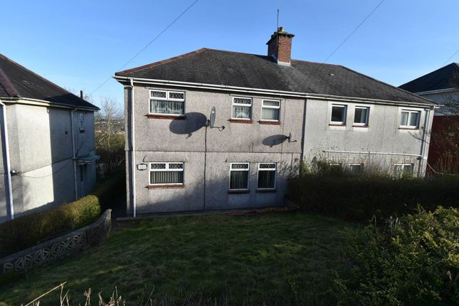 Thumbnail Property to rent in Gwynedd Avenue, Townhill, Swansea