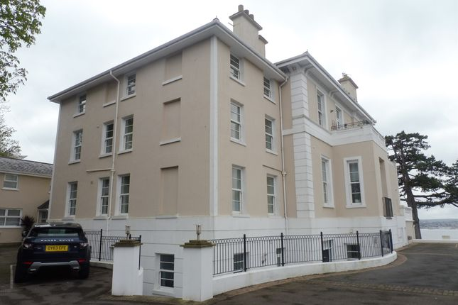 Thumbnail Town house for sale in Waldon Point, St. Lukes Road South, Torquay