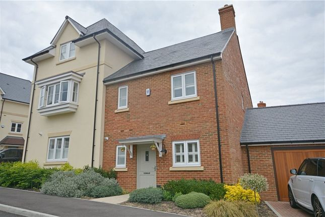 Thumbnail End terrace house for sale in Meadowsweet Lane, Warfield, Bracknell
