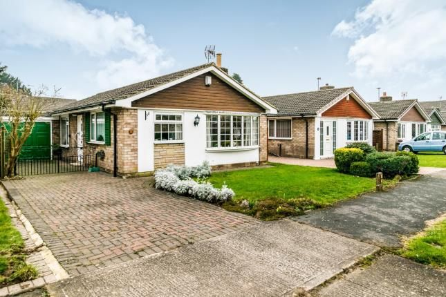 Thumbnail Bungalow for sale in Kimberlow Woods Hill, York, North Yorkshire, England