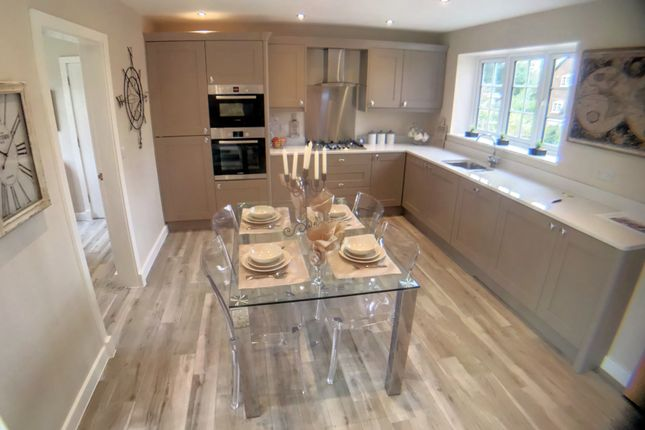 Thumbnail Detached house for sale in Sandmere, Moor Court, Hapsford