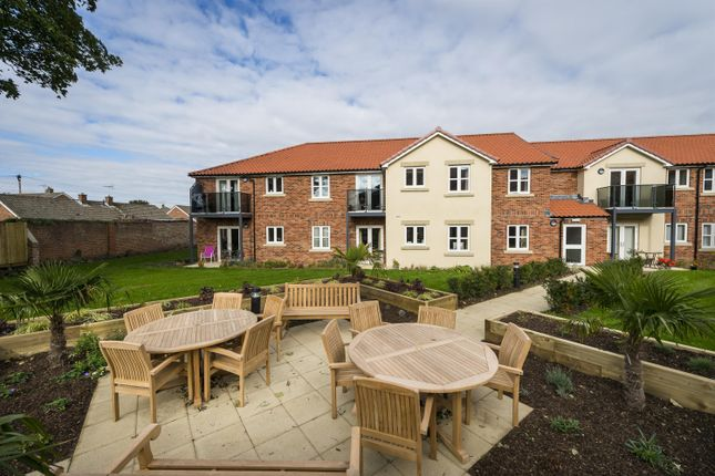 Thumbnail Flat to rent in Rogerson Court, Scaife Garth, Pocklington