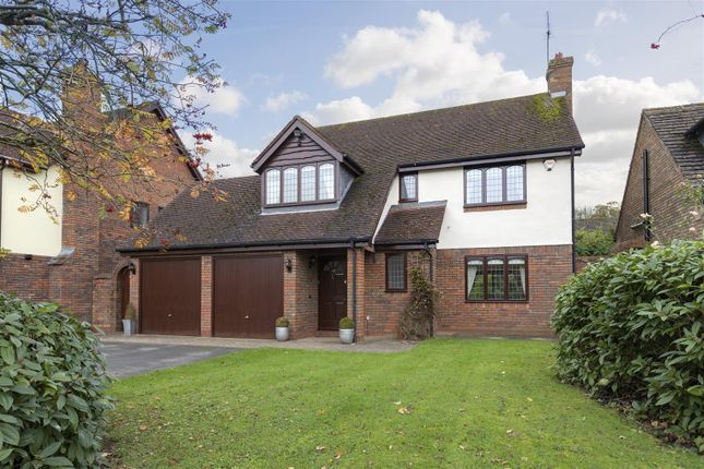 Thumbnail Detached house to rent in Bullimore Grove, Kenilworth