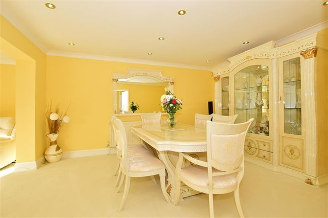Dining Area of Southsea Avenue, Minster On Sea, Sheerness, Kent ME12
