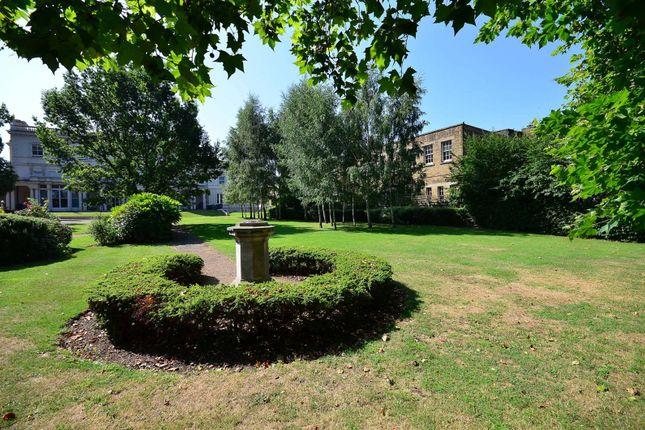 Thumbnail Flat to rent in Cedars Close, Belmont Hill, Blackheath