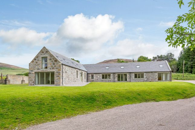 Thumbnail Detached house for sale in Glenbuchat, Strathdon, Aberdeenshire