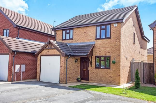 Thumbnail Detached house for sale in Patterdale Close, Gamston, Nottingham, Nottinghamshire
