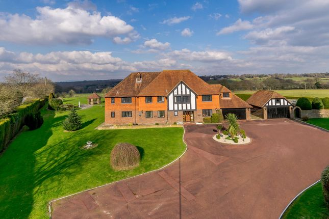 Thumbnail Detached house for sale in Handcross Road, Plummers Plain, Horsham, West Sussex