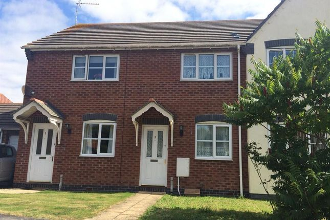 Thumbnail Terraced house to rent in Darmead, Weston-Super-Mare