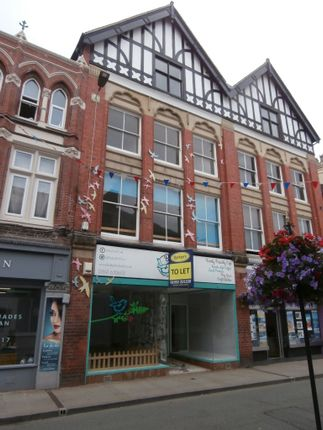 Thumbnail Retail premises to let in Cross Street, Oswestry, Shropshire