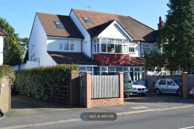 Thumbnail Flat to rent in Woodcote Grove Road, Coulsdon