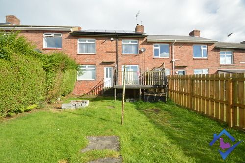 2 bed terraced house to rent in Tees Crescent, Stanley DH9